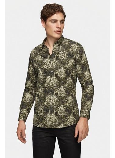 Tween Gömlek Yeşil